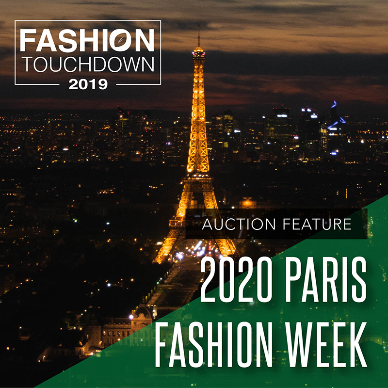 2020 Paris Fashion Week